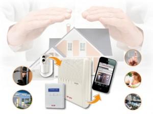 Application sécurité smartphone